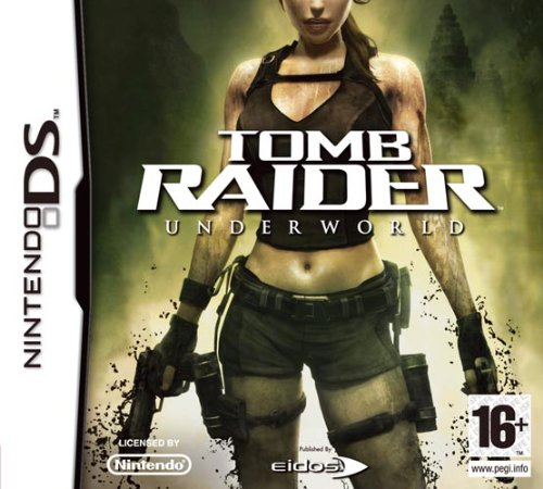 Tomb Raider Underworld (Nintendo DS)