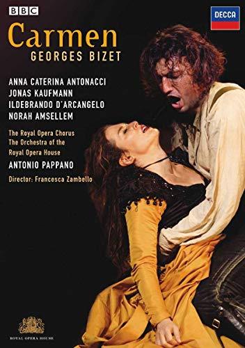 Bizet - Carmen (Pappano, Kaufmann)