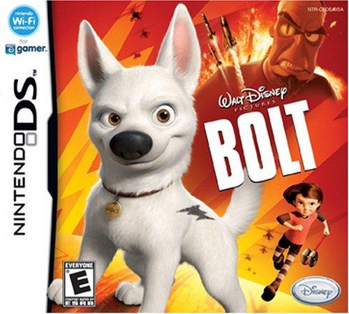 Nintendo Ds - Bolt / Game