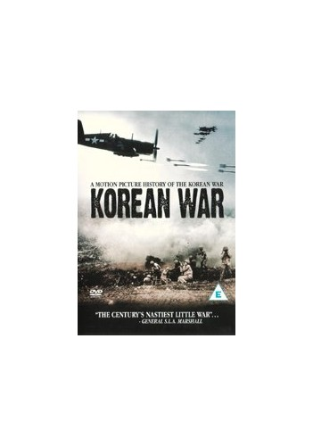 A-Motion-Picture-History-of-the-Korean-War-All-Region-CD-OIVG-FREE-Shipping