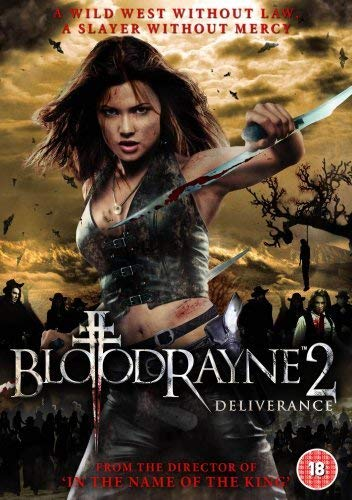Bloodrayne-2-Deliverance-DVD-CD-B0VG-FREE-Shipping