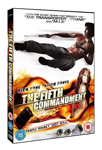 The-Fifth-Commandment-DVD-CD-J2VG-FREE-Shipping