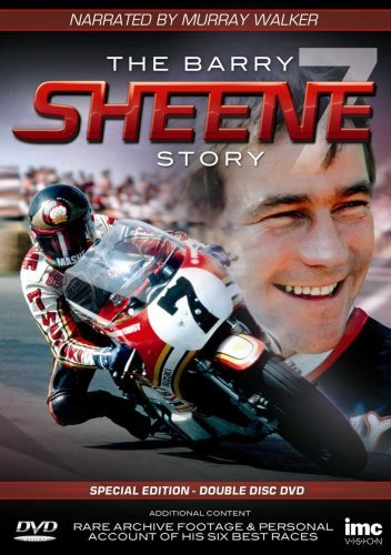Barry Sheene Story Special Edition Double DVD