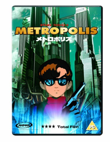 Metropolis-DVD-CD-I0VG-FREE-Shipping