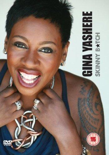 Gina-Yashere-Skinny-B-tch-DVD-2008-CD-IKVG-FREE-Shipping