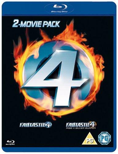 Fantastic 4/Fantastic 4: Rise of the Silver Surfer