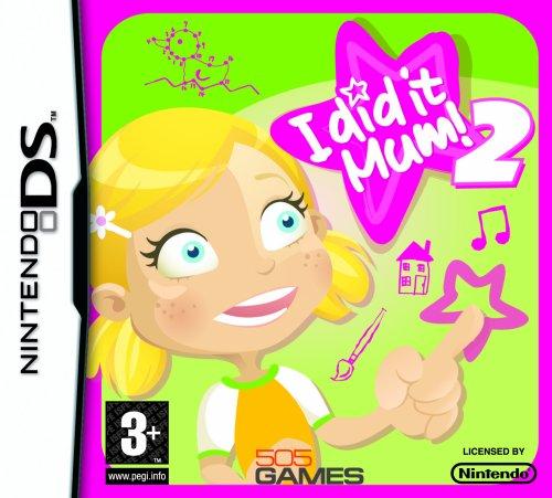 I did it Mum! 2: Girl (Nintendo DS)