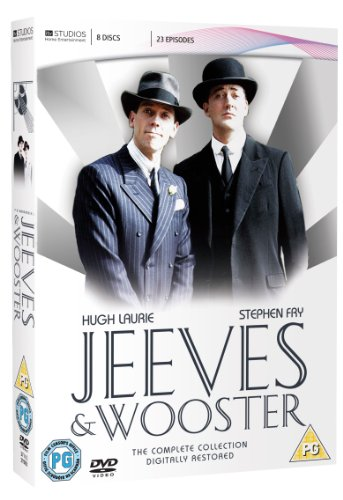 Jeeves and Wooster - Complete Collection