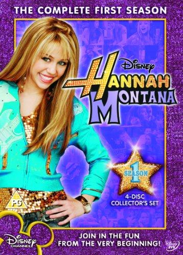 Hannah-Montana-Season-1-Complete-DVD-CD-OEVG-FREE-Shipping