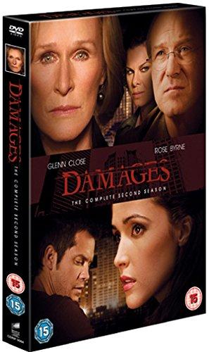 Damages-Season-2-DVD-2009-CD-MOVG-FREE-Shipping