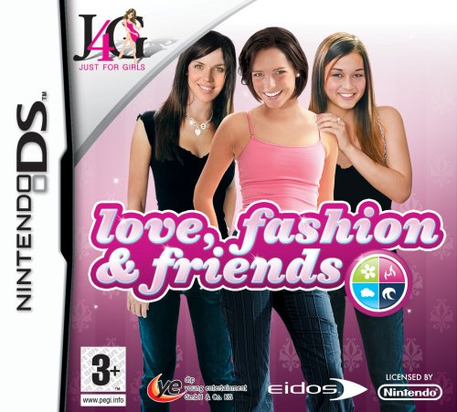 Love, Fashion and Friends: Element Girl (Nintendo DS)