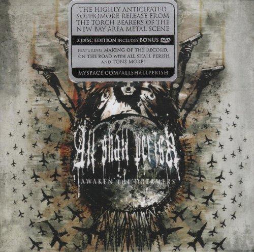 All Shall Perish Awaken The Dreamers Taiwan CD OBI 2008 ...  |All Shall Perish Awaken The Dreamers
