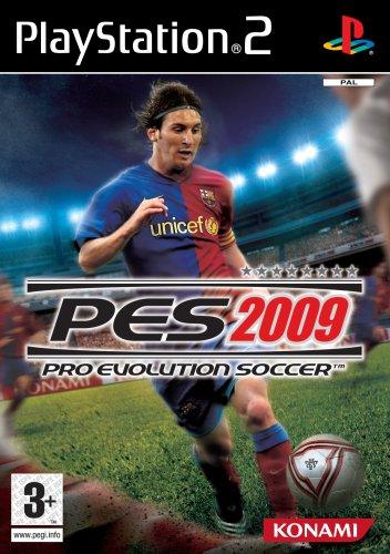 Pro Evolution Soccer 2009 (PS2)