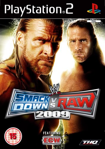 WWE SmackDown vs. Raw 2009 (PS2)