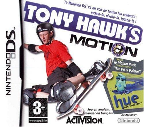 TONY HAWK S MOTION DS