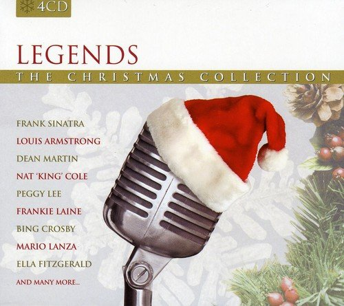 Various Artists - Legends - The Christmas Collection By Various Artists