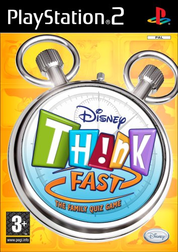 Disney Think Fast (PS2)
