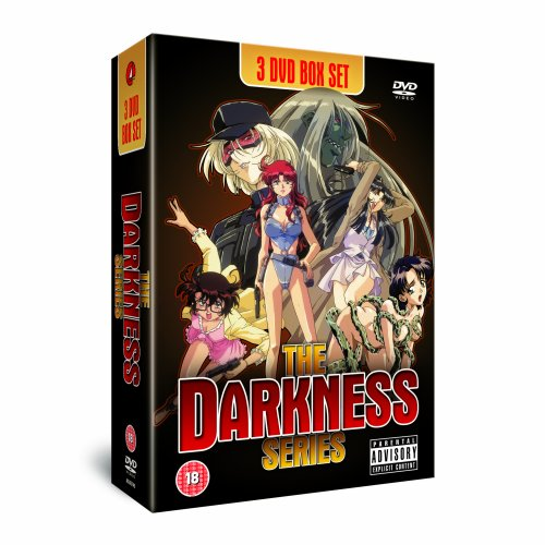 The Darkness Series: Box Set (3 Discs)