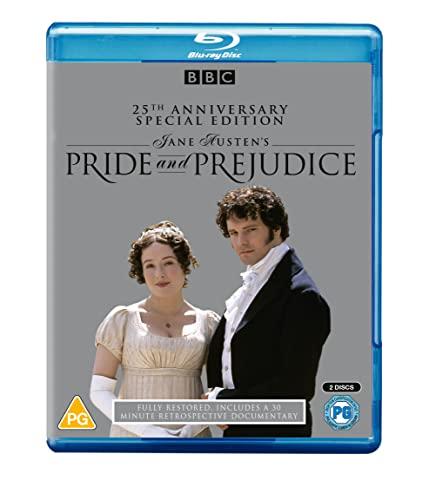 Pride and Prejudice - Pride and Prejudice 25th Anniversary Special Edition (Includes 5 Exclusive Art