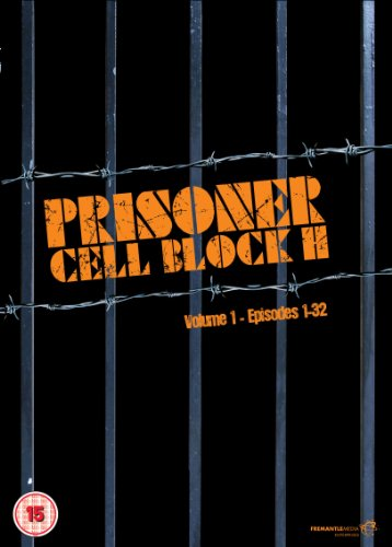 Prisoner Cell Block H Vol.1 Episodes 1 - 32