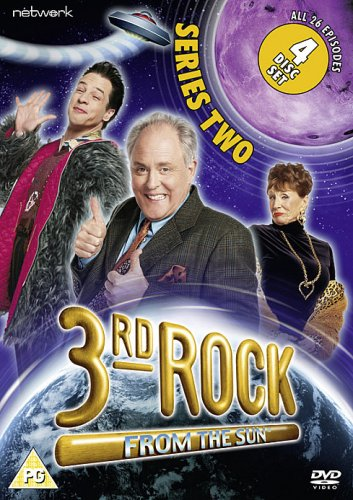 Third-Rock-From-The-Sun-Series-2-Complete-1997-DVD-CD-PSVG