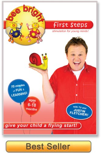 Bee Bright first steps with Justin Fletcher (6-18 months)