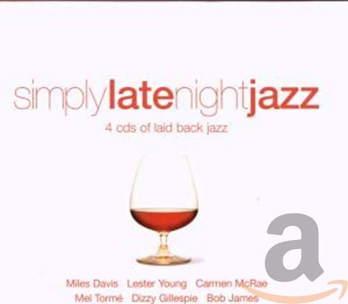 Various Artists - Simply Late Night Jazz By Various Artists