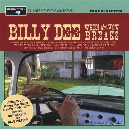 Dee, Billy - When the Vow Breaks By Dee, Billy