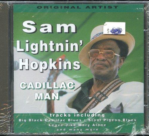 Sam Lightnin' Hopkins - Sam Lightnin' Hopkins - Cadillac Man