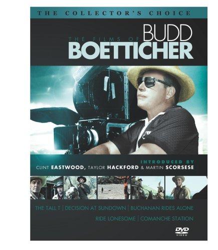 Budd Boetticher Box Set