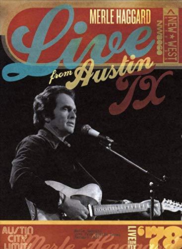 Merle Haggard - Merle Haggard, Live from Austin Texas 78