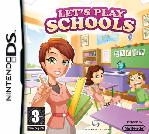 Let's Play: Schools (Nintendo DS)
