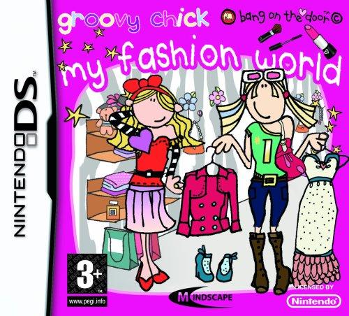 Groovy Chick: My Fashion World (Nintendo DS)