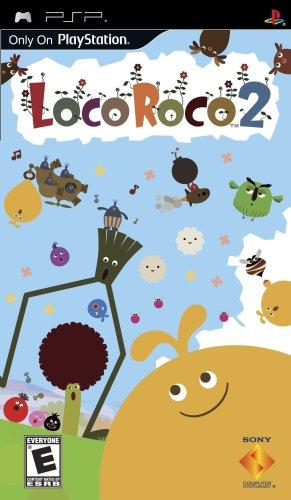 Psp - Locoroco 2 (PSP)