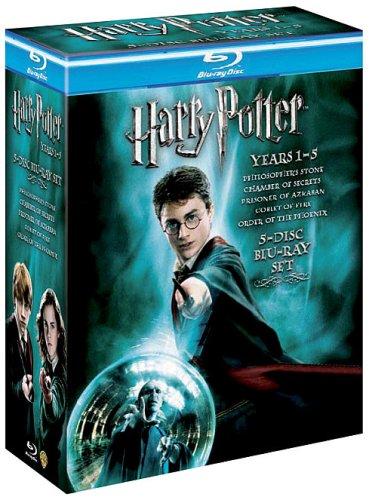 Harry Potter Year 1-5 Box Set