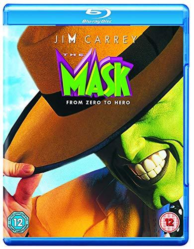 The-Mask-Blu-ray-CD-BAVG-FREE-Shipping