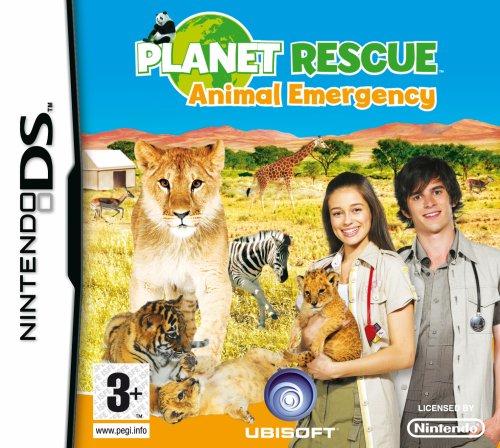 Planet Rescue: Animal Emergency (Nintendo DS)