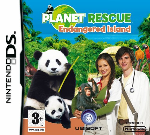 Planet Rescue:Endangered Island (Nintendo DS)