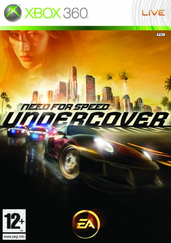 Need For Speed: Undercover (Xbox 360)