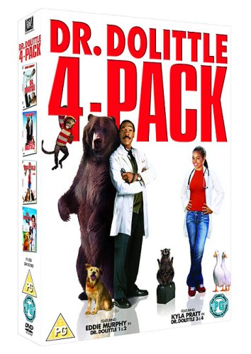 Dr Dolittle Quad Pack