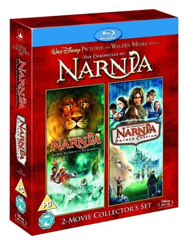 The Chronicles of Narnia: The Lion, the Witch.../Prince Caspian