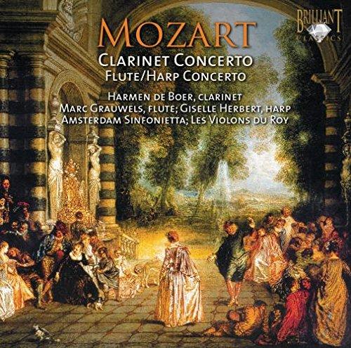 Mozart, W.a. - Clarinet Concerto (De Boer)