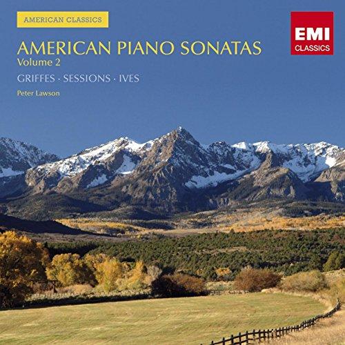 American Piano Sonatas Vol. 2 (Lawson)