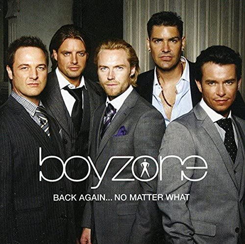 Back Again... No Matter What: The Greatest Hits By Boyzone