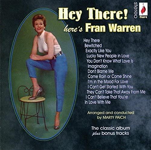 Here's Fran Warren