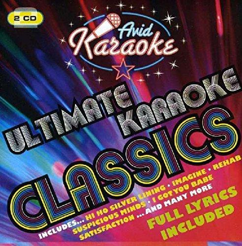 Various Artists - Karaoke - Ultimate Karaoke Classics