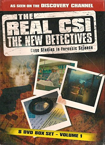 The Real CSI (DVD) As Seen on the Discovery Channel