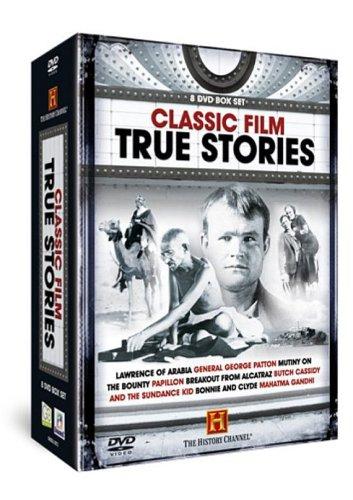 Classic-Film-True-Stories-8-DVD-Box-Set-CD-2YVG-FREE-Shipping