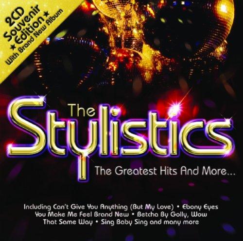 The Stylistics - The Greatest - Souvenir Edition