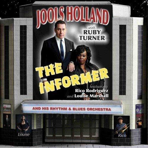 Jools Holland with Ruby Turner - The Informer